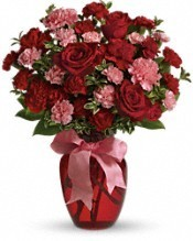 Dance with Me Valentine's Vase