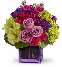 Dancing in the Rain Bouquet floral arrangement