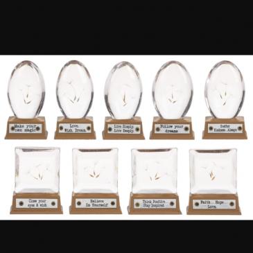Dandelion plaques