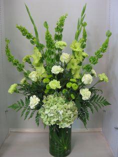 Danny Boy Vase arrangement