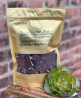 Dark Chocolate Almond Bark Food