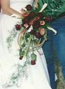 DARK HORSE BOUQUET BRIDE BOUQUET