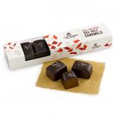Dark Sea Salt Caramels Chocolate