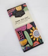 Dark Sea Salt Seattle Chocolates Bar