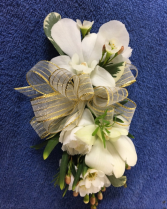 Darling Dendrobium  Prom Corsage