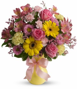 Darling Dreams Bouquet by Teleflora T500-1A