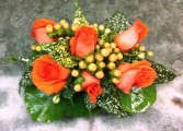 Darling Roses  Pavee Arrangement