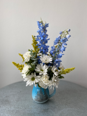 David Waln Blue Sky Mug   in La Grande, OR | FITZGERALD FLOWERS
