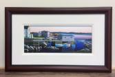 Dawn fogo Ed Roche framed prints