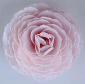 Day in Paris Peony Soap Flower