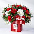 Day Spring Christmas Arrangement
