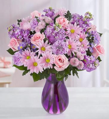 Daydream Bouquet Vase Arrangement