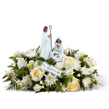 DaySpring God's Gift of Love Centerpiece  holiday