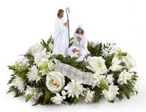 Dayspring® God's Gift of Love FTD CENTERPIECE