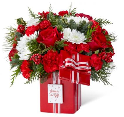 Dayspring® Jesus is the Gift FTD Arrangement