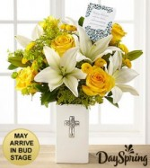 DaySpring Prayers for Peace Sympathy Bouquet