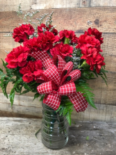 Dazzling Carnations