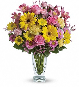 Dazzling Day - 211 Vase Arrangement