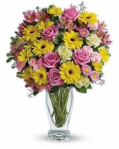 Dazzling Day Bouquet in Jasper, TX | BOBBIE'S BOKAY FLORIST