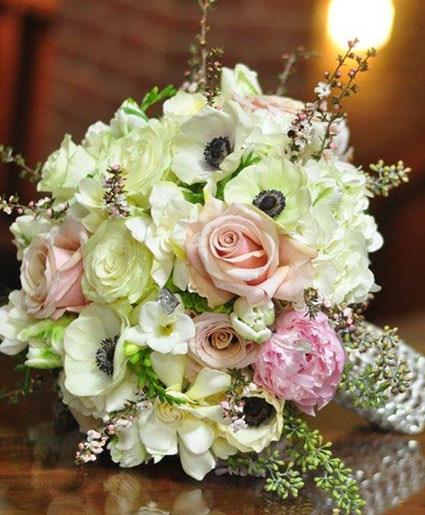 Dazzling Diamond Roses Bouquet