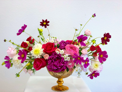 Dazzling Jewel Floral arrangement