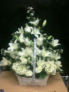 DB-131 Sympathy Arrangement in Naples, FL | DYNASTY FLOWER SHOP