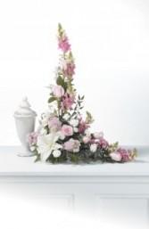 DCW6311 Pink Memorial Arrangement