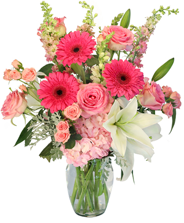 Dearest Treasure Vase Arrangement