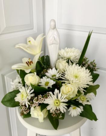 Divine Virgin Mary