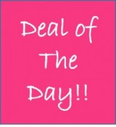 Deal of the Day Deal of the Day