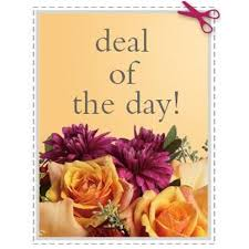 Deal of the Day Mixed Vase Arrangement