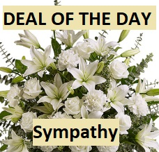 Deal of the Day Sympathy in Ventura, CA | Mom And Pop Flower Shop