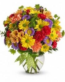 Deal of the Season (Spring) Vase Arrangement