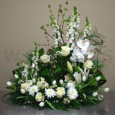 dearest loved one urn arrangement