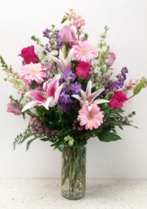 Dearest Mom Vase Arrangement in Lebanon, NH | LEBANON GARDEN OF EDEN FLORAL SHOP