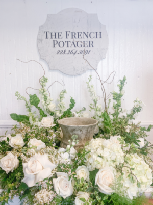 Dearly Departed Funeral Urn in Bay Saint Louis, MS | The French Potager