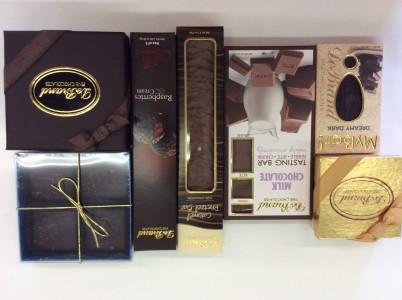 DeBrand Chocolate Sampler Fine Chocolate Assortment