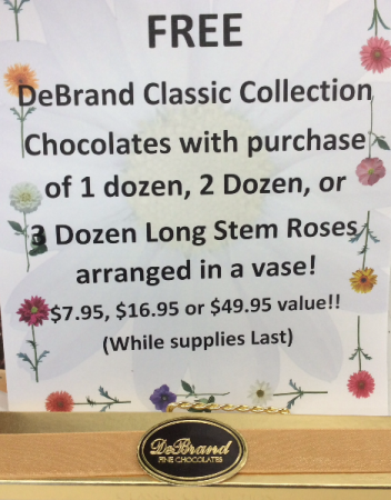 DeBrand Chocolate Special!