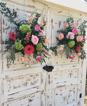 Decadent Darling Hanging Arrangement in Mcdonough, GA | Parade of Flowers