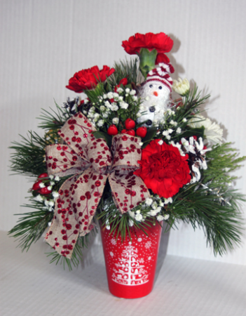 December Special Christmas arrangement