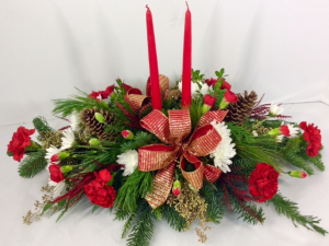 Deck The Halls  in Troy, MI | ACCENT FLORIST