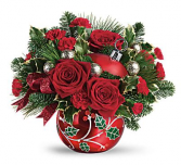 Deck The Holly Teleflora