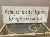 Decor Sign