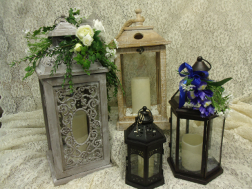 Decorative Lanterns Sympathy