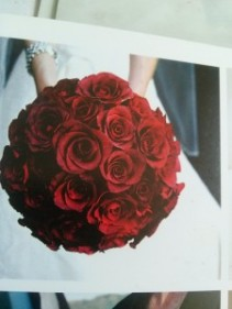 Deep Emotion Bouquet B024