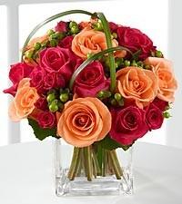 Deep Emotions Flower Arrangement