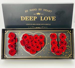 DEEP LOVE BOX   in Tamarac, FL | Ellie Flowers and Gift Shop