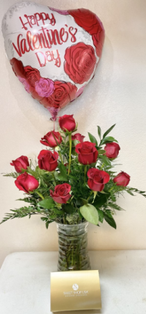 Deeply Devoted The Valentine Package!! in Moore, OK | A New Beginning Florist