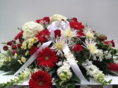 Deeply Loved Casket Spray Casket Flowers
