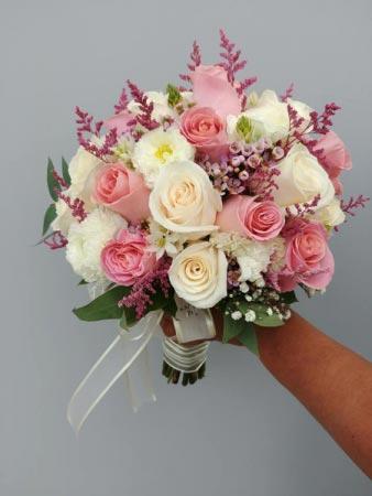 Delicate Bride Bouquet